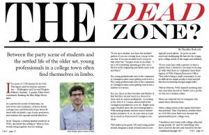 The Dead Zone?
